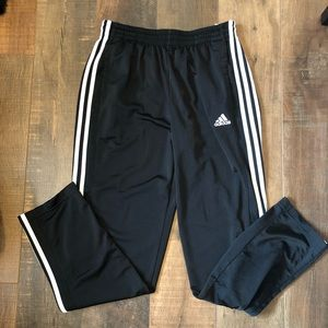 Men's Adidas 3 Stripe Sweatpants